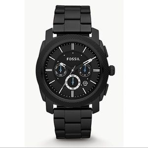 FOSSIL Machine Chronograph Stainless Steel Watch